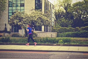 Could learning German and jogging be the same?