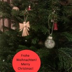 Frohe Weihnachten!