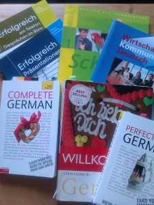 Teach yourself German ... with a little help!