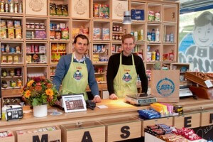 Emmas Enkel - an innovative German corner shop with a future