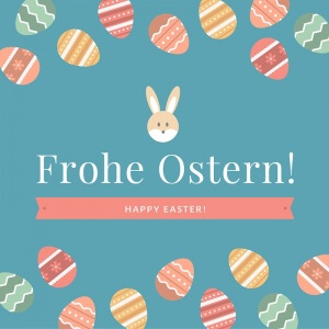 German videos for Easter