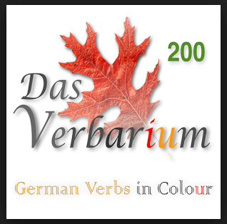 Das Verbarium - German verbs at your fingertips