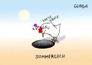 Sommerloch www.gunga.de