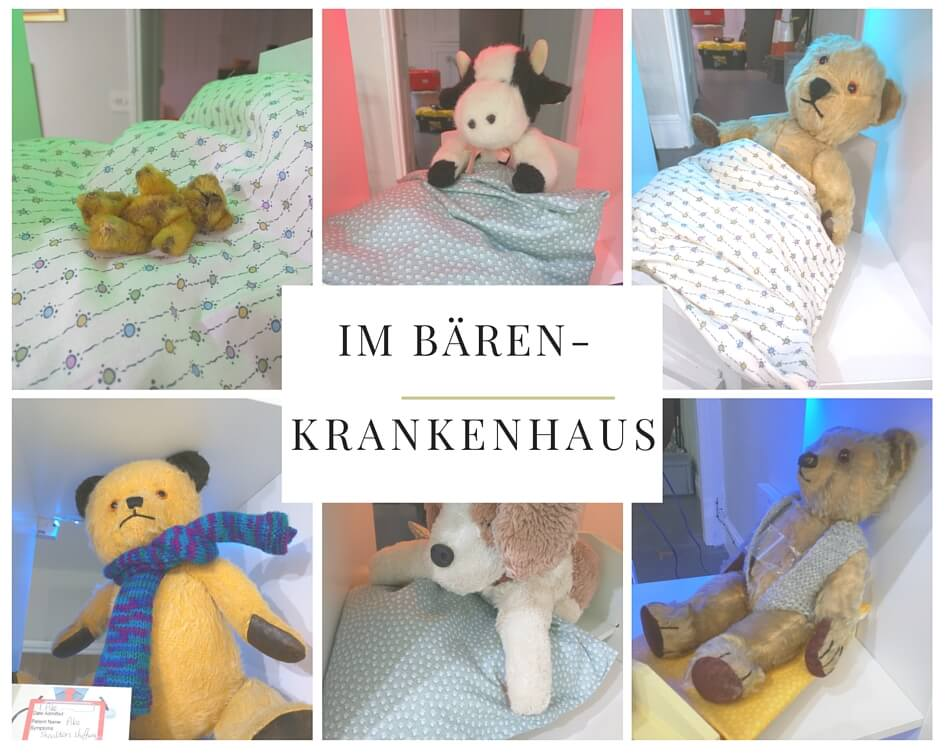 Im Bärenkrankenhaus - at the bear hospital