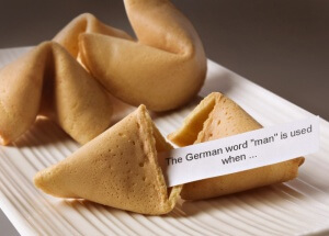5 ways to translate the German word 'man'