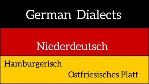 German dialects - Hamburgerisch and Ostfriesisch