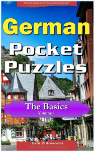 German Pocket Puzzles - a review
