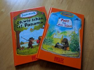 Have fun learning German with stories from Janosch