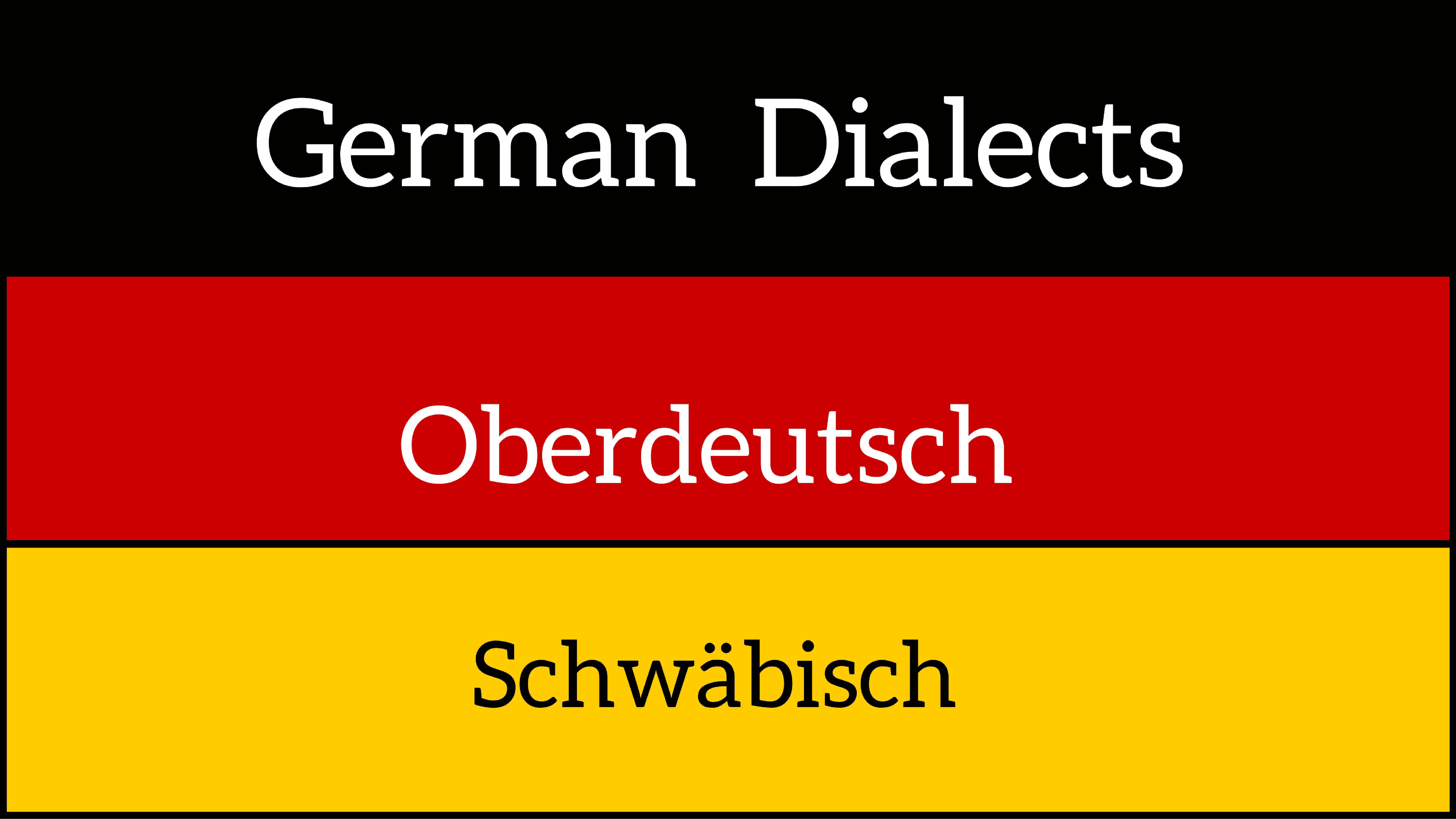 Schwäbisch german dialects schwäbisch angelika s german tuition translation