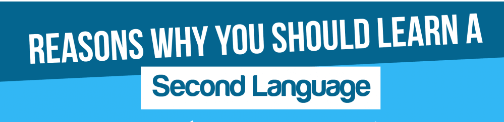10 awesome reasons why you should learn a second language