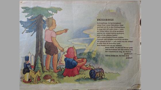 Wir suchen Deutschland - Erzgebirge and Dresden