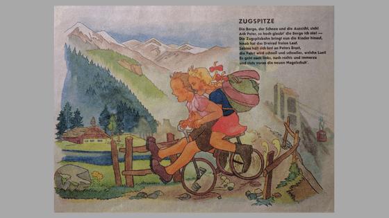 Wir suchen Deutschland – Zugspitze and Lake Constance