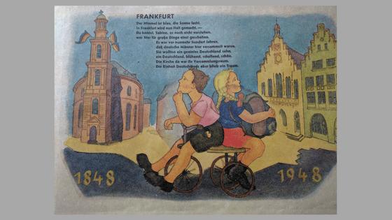 Wir suchen Deutschland - Frankfurt and Trier