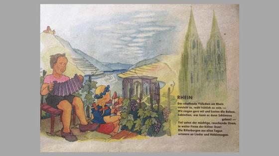 Wir suchen Deutschland - the Rhine and the Ruhr