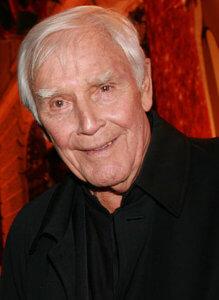 German actors: Joachim Fuchsberger