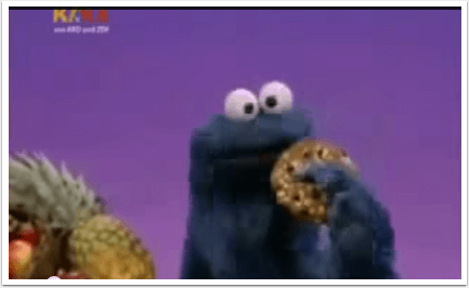How cookie monster can help with German grammar