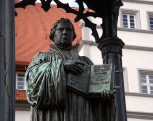 Martin Luther and the Reformation Day