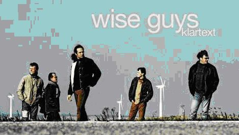 ... and a thank you to the Wise Guys