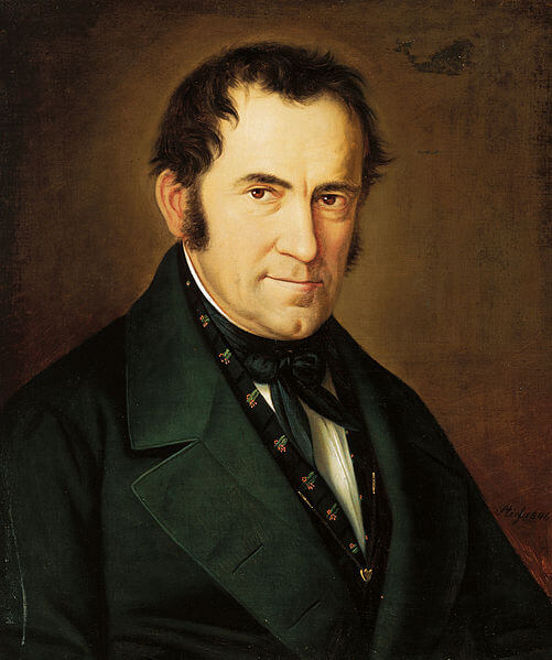 25 November 1787 - birthday of Franz Gruber
