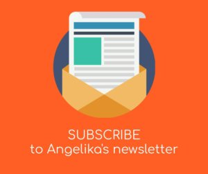 Keep up to date with Angelika's newsletter