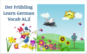 Revise your German with these free videos