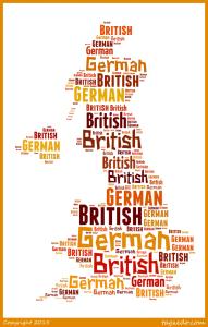 How German am I?