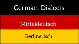 German dialects - Berlinerisch