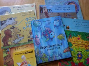 Practise your German with help from your local library