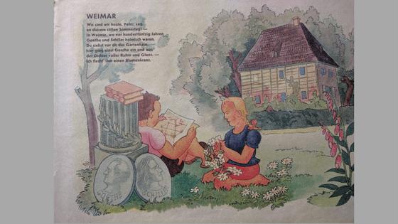 Wir suchen Deutschland – Weimar and Nürnberg