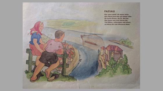 Wir suchen Deutschland – Passau and Munich