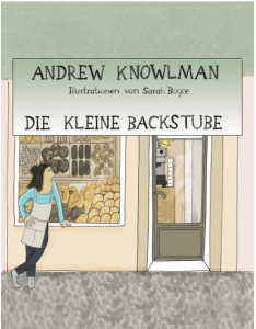 Die kleine Backstube - a new book for anybody learning German