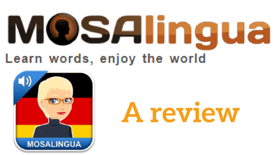 Angelika's German Tuition and Translation - mosalingua