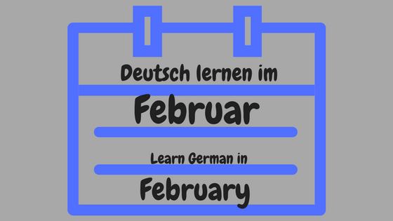 12 quirky ideas to learn German in February