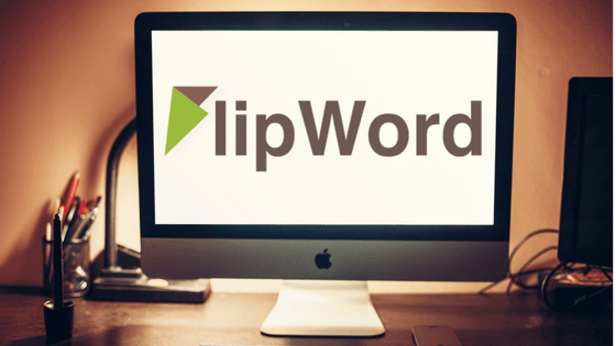 Flipword - another way to practise your German