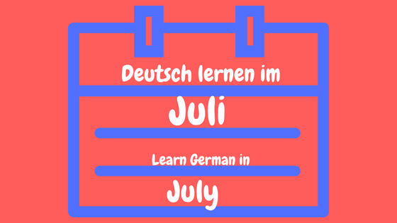 18 quirky ideas to learn German in July