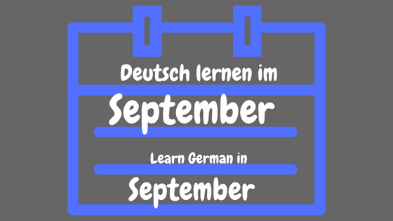 17 quirky ideas to learn German in September