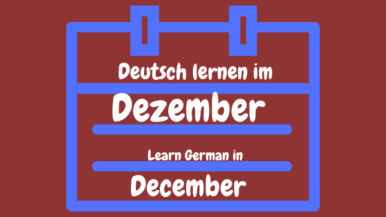 15 quirky ideas to learn German in December