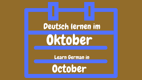 15 quirky ideas to learn German in October