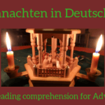 Angelika's German Tuition and Translation - advent