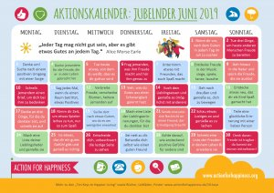 Learn some German and have a joyful June