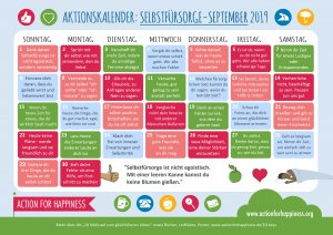 Learn some German and enjoy a self-care September