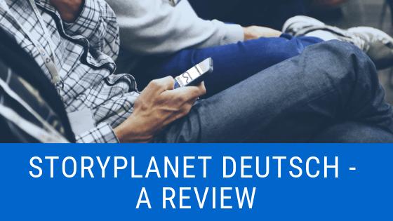 StoryPlanet Deutsch - a review