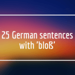 Angelika's German Tuition and Translation - sentences