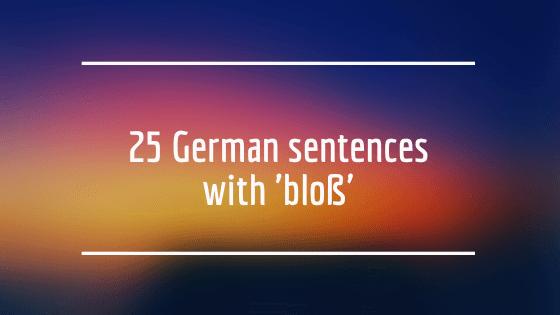 Angelika's German Tuition and Translation - sentences