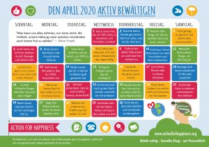 Boost your German learning in April