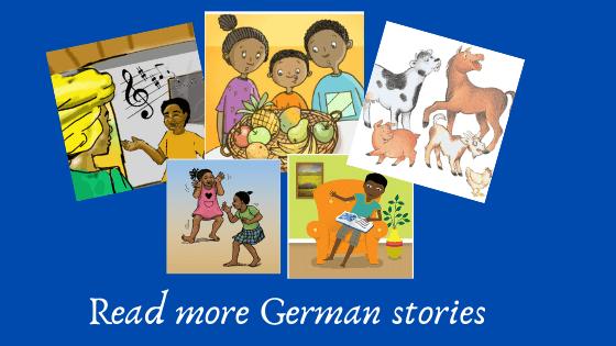 Angelika's German Tuition and Translation - german stories