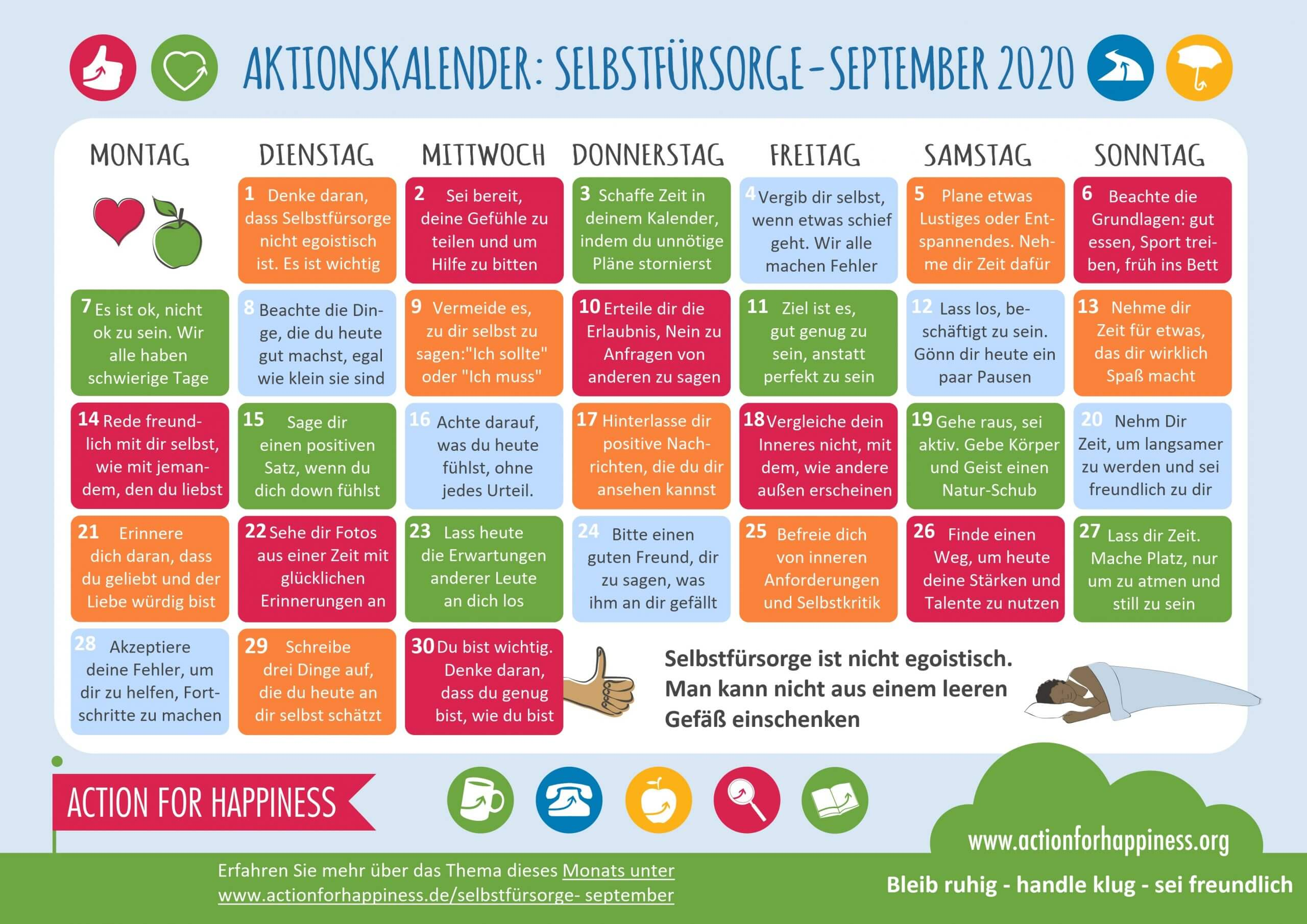 Boost your German learning in September   Angelika's German ...